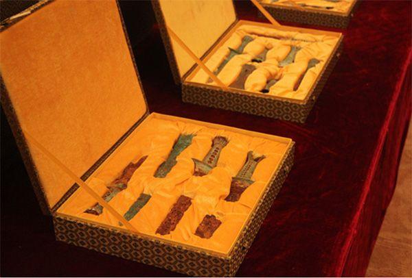 重大博物馆另一捐赠者发声:曾捐66件青铜器,开馆未受邀请