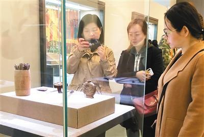 明清文房竹器艺术展开展 展现中国竹韵魅力