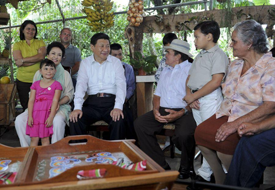 <b>第一报道|习主席这样推动中国与世界的粮食合作</b>