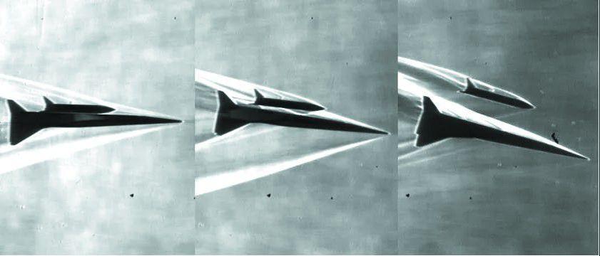 中方发布空天飞行器风洞图 为空天飞机发展提供技术手段