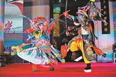 2019佛山粤剧华光诞民俗活动将在广东粤剧博物馆开幕