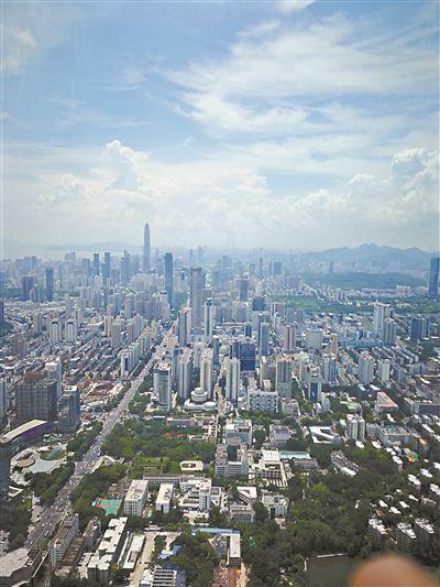 深圳率先发布标定地价体系 平均楼面价25757元每平米