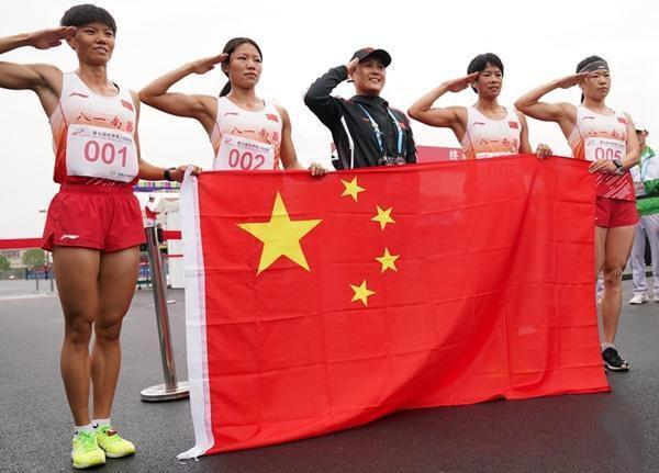 人民日报评军运会中国队表现:信念最可贵 精神最动人