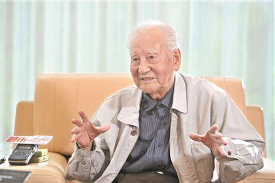 中国第一代核潜艇总设计师黄旭华:30年没见母亲