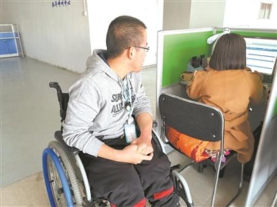 """残障员工占比要过五成 这处创业园入驻条件真""""硬核"""""""