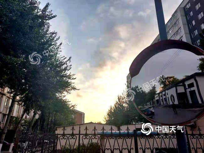 周末北京天晴回温适宜出游 周日夜间北风再来