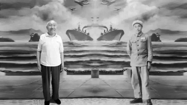"""立下四次大功的老兵 """"隐姓埋名""""供电公司57年"""
