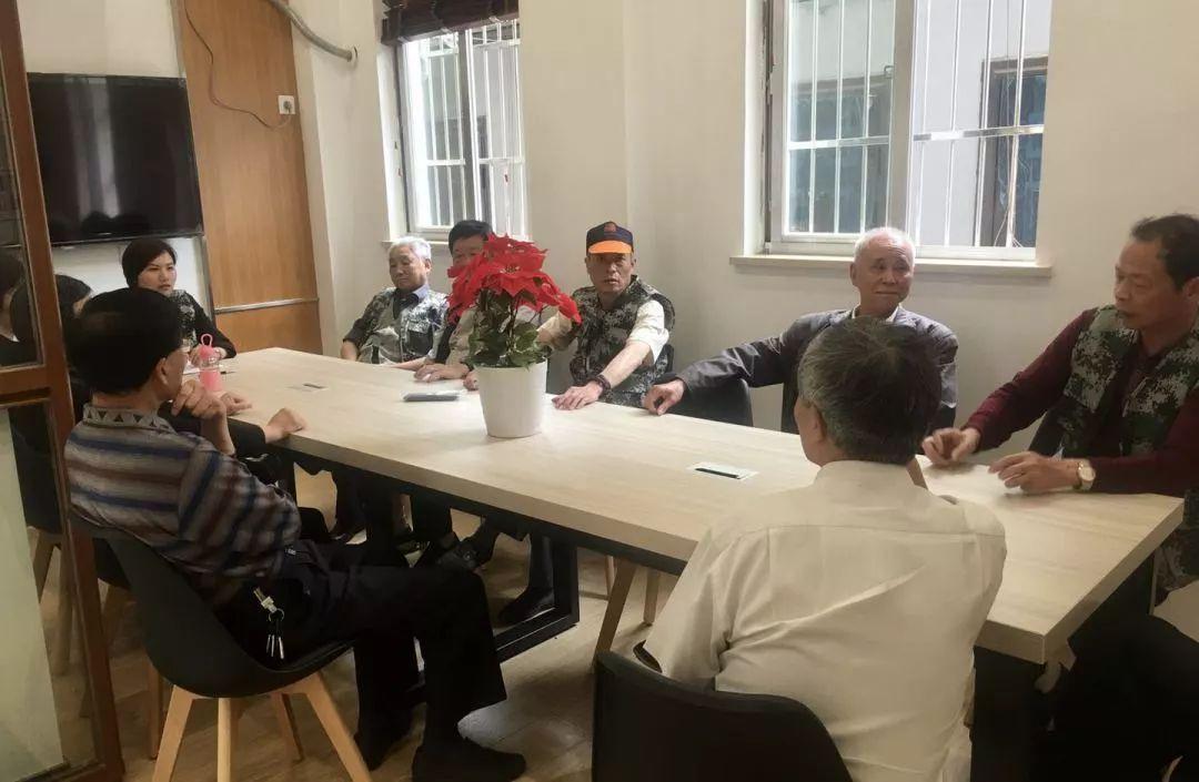 记者走进这个退役军人服务站,这组照片暖心了!