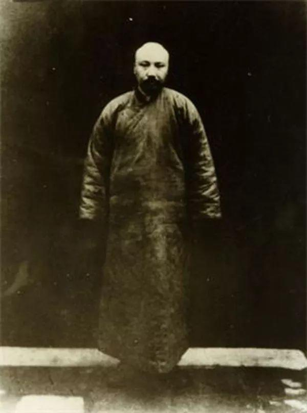 今天,是他诞辰130周年