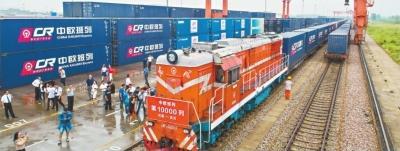 武汉形成大物流产业格局:通江达海 拓展全球