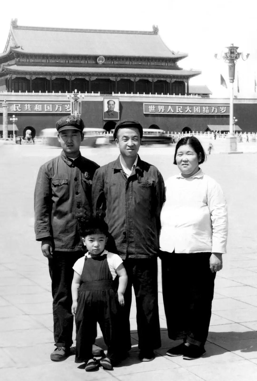王进喜长孙王洪波:我最喜欢的爷爷的名言……