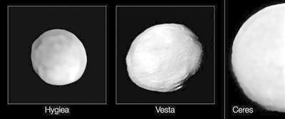 健神星或成太阳系内最小矮行星