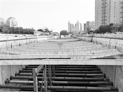 北京地铁昌平线南延全面进场施工 新建8座车站