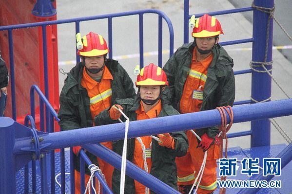 国家综合性消防救援队伍转制一周