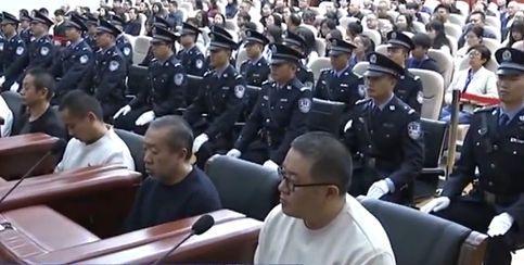 孫小果涉黑犯罪一審獲刑25年 專家:不是對孫小果的最終判決