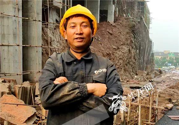 """这位建筑工人跳了支""""舞"""",轻松治愈百万网友"""