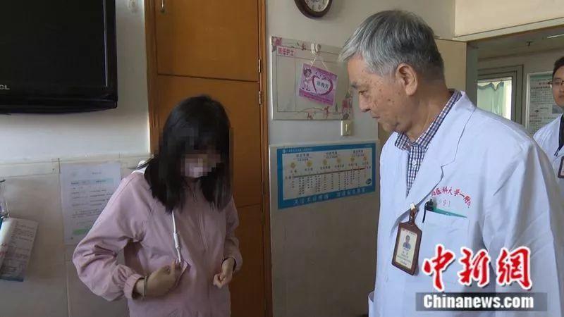 张新来到广西医科大学云乐导购网家居第一附属医院接受止血护肝等治疗
