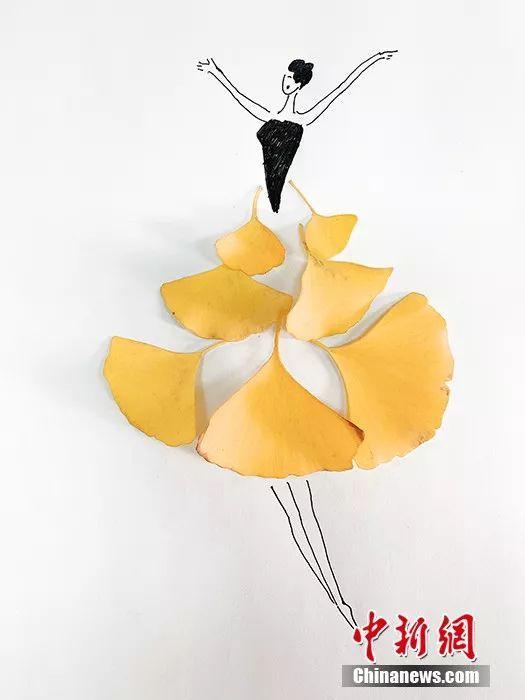 螞蟻運輸搬遷 公司一張紙,一片葉,一支筆,驚艷了秋天,你也可