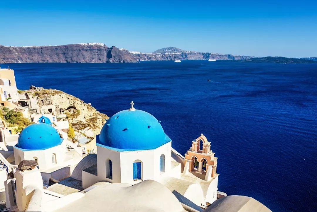 这里是希腊!