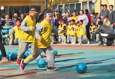 北京市朝阳区新增幼儿园普惠学位1.8万个