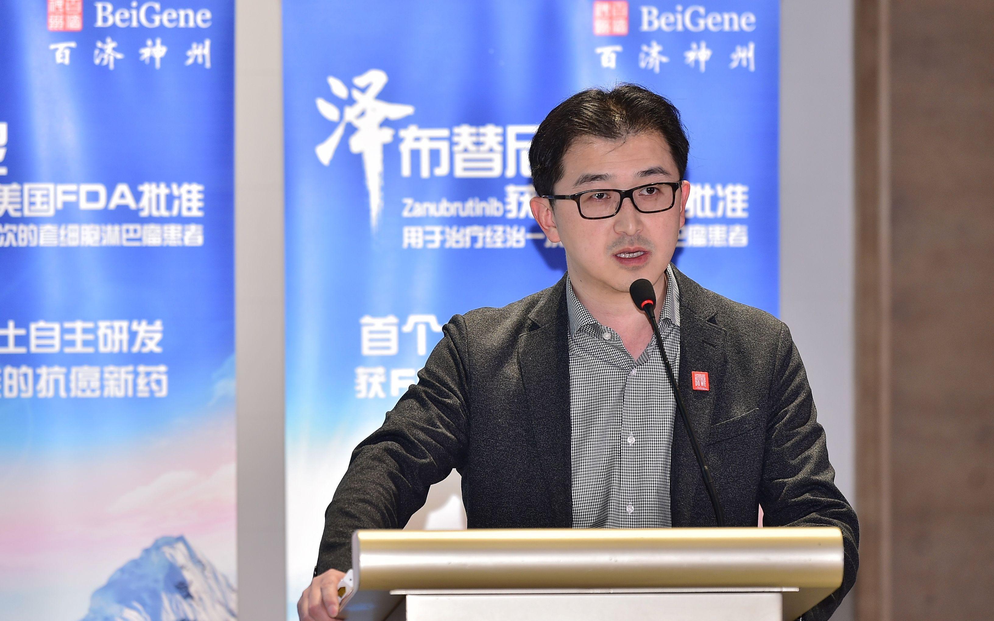 首款出海国研抗癌新药发起人:只是中国制药的一小步