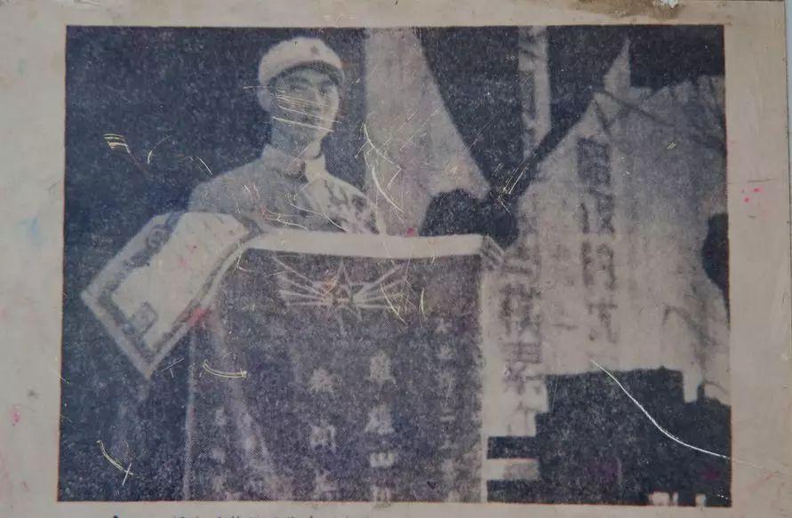 战旗背后的故事:光荣的称号永不褪色!