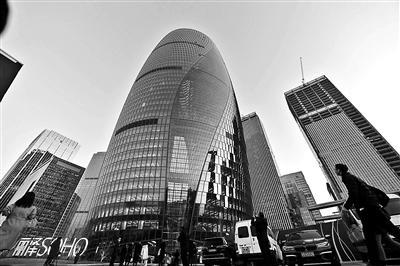 世界最高中庭建筑成京城新地标