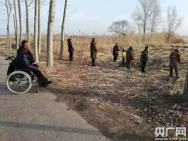 """""""让每一位残疾人都有尊严的活下去"""""""