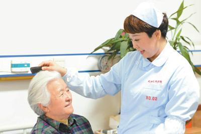 长期护理保险试点覆盖5700万人 老人护理成为刚需