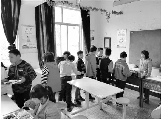 在诸暨偏远山区小学 5个女老师把生活过成诗