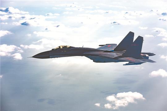 北部战区空军航空兵某旅牢记使命提高打赢能力纪实