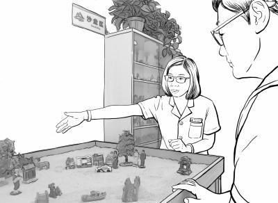 玩扑克建沙盘 本报记者带您看网瘾治疗病房