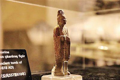 土耳其首次向中国移交其境内中国文物 继续扩大人文交流的最新成果