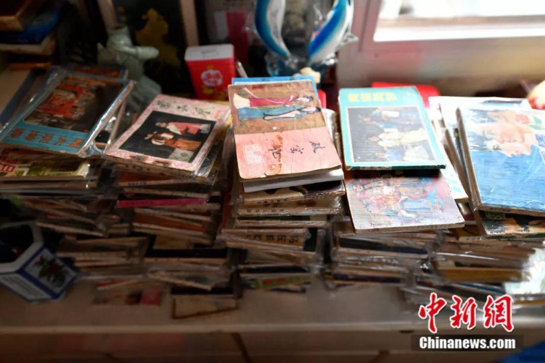 一秒穿越童年!快翻翻箱底,这些小人书都还在吗?