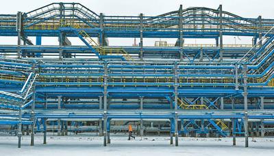中俄东线天然气管道投产通气在即 擘画中俄能源合