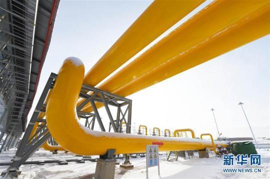 新华国际时评:中俄能源合作新起点