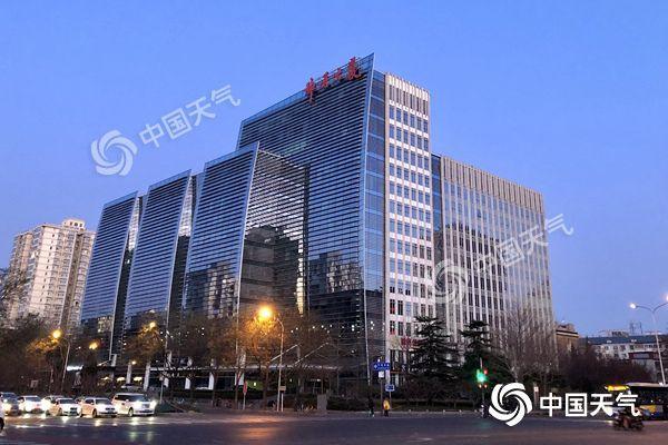beijing今明以晴为主气温升 周四冷空气带来5℃降温
