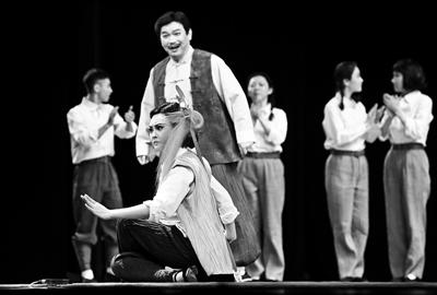 全新現代京劇 回眸《延安往事》