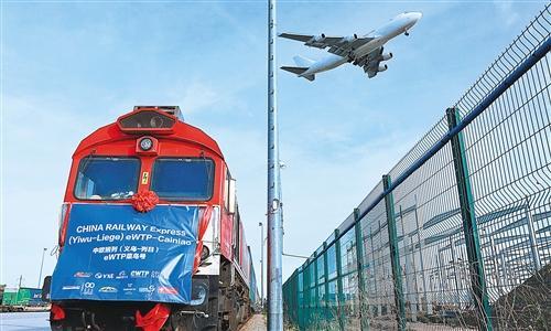 跨境電商發展迅猛 預計2019年中國包裹快遞量超600億件