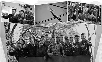 我们眼中的他们 第七届陆军国际学员周新闻调查(上)