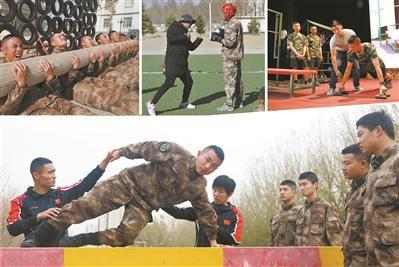 从军运会赛场夺冠看军事素质跃升