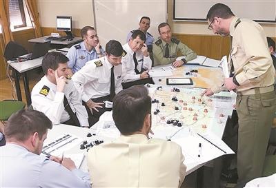 西班牙国防高等研究中心——课堂联通战场