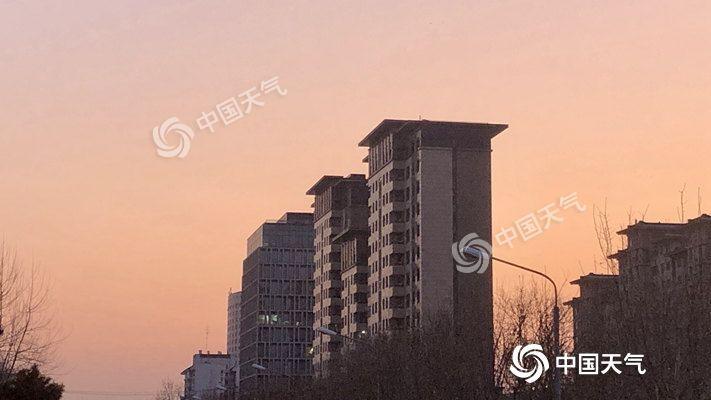 今晨北京零下7.2℃����匦碌� 未��滋斐掷m晴冷