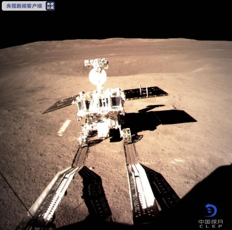 """回顾骄傲时刻:今天""""嫦娥四号""""探测器奔月一年了"""