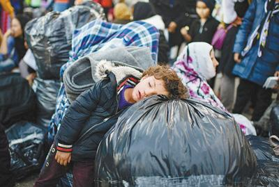 难民问题,欧洲国家难愈的伤痕