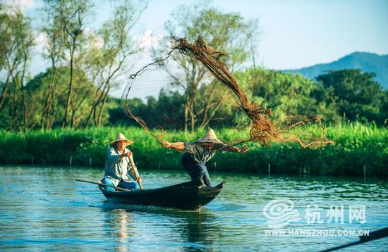 西溪国家湿地公园:幸福生活因它而至 走出一条可持续发展之路
