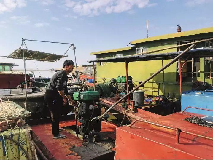 长江最后的渔民:禁渔10年 28万渔民如何弃水上岸?
