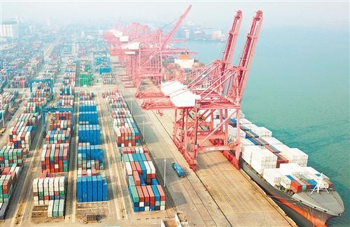 中国对外开放迈向全方位高水平