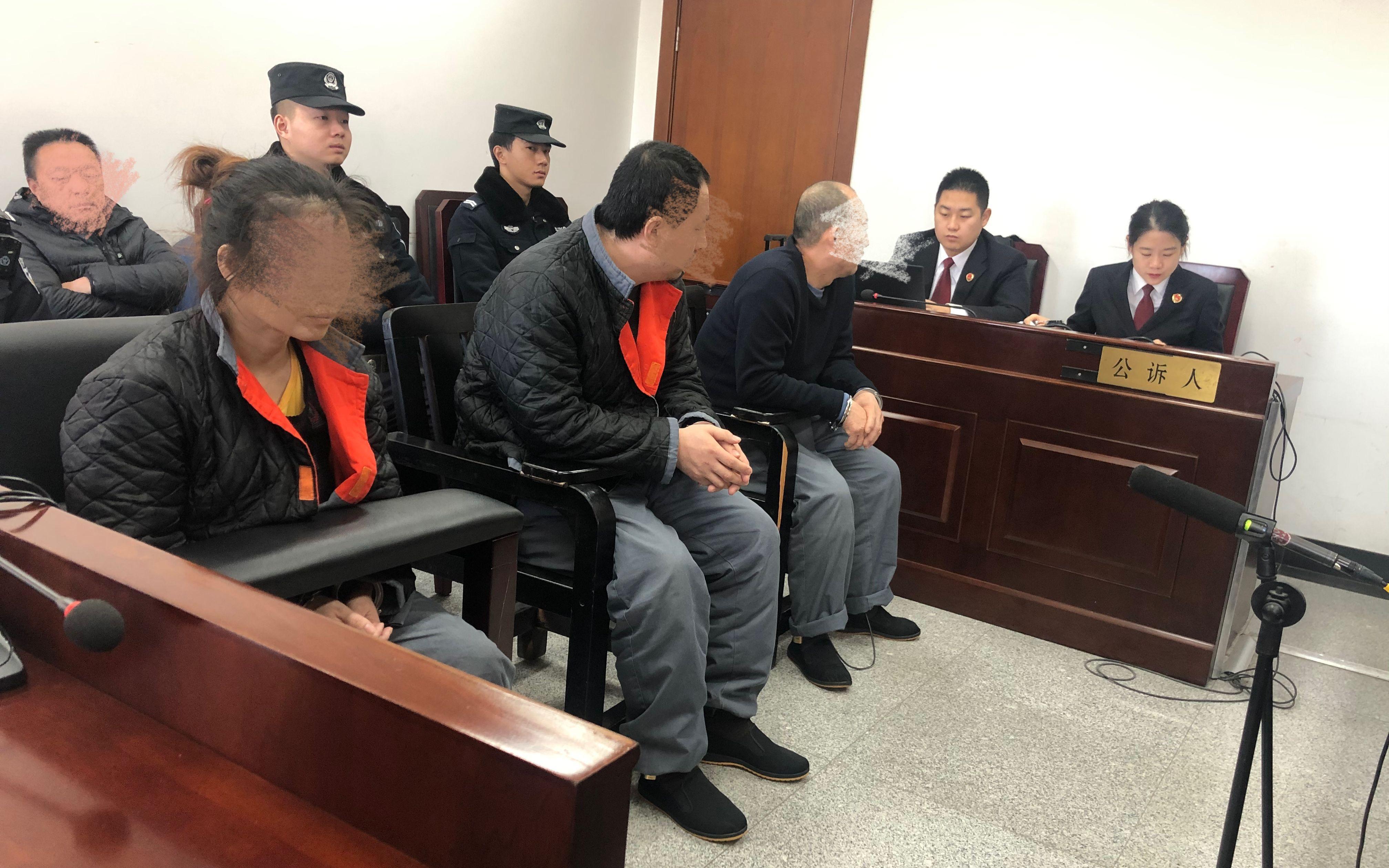 将自来水灌到桶里冒充品牌桶装矿泉水销售 3人在京受审