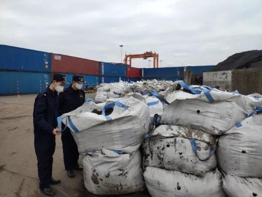 鲁立阁丹东新闻5万吨阻止进境固